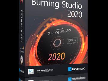 Ashampoo Burning Studio 23.0.5 Crack & Keygen Free Download 2021