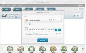 Freemake Video Converter 4.1.11.34 Crack Keygen Free Download